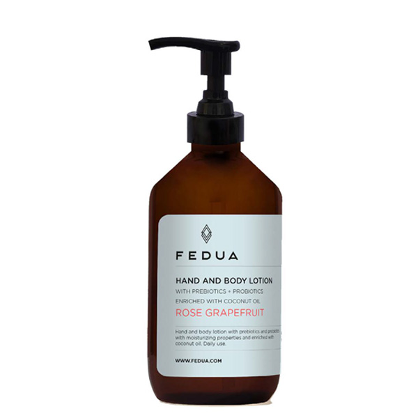 HAND AND BODY LOTION ROSE GRAPEFRUIT
